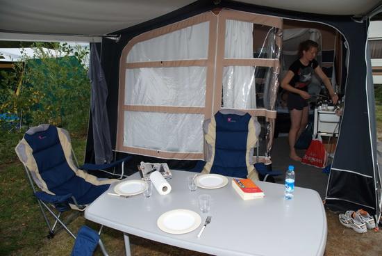 Vores første tur med en Camp-let