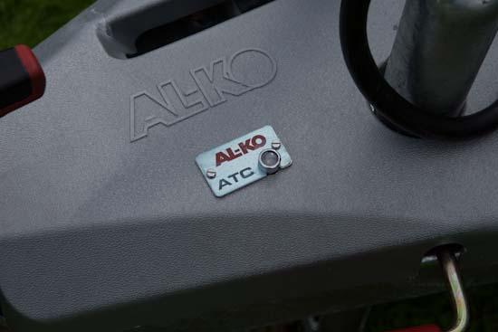ALKO chassis med AKS stabilisator er standard
