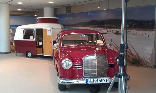 Superflot, Bilen står fuldstændig originalt, har aldrig været renoveret.