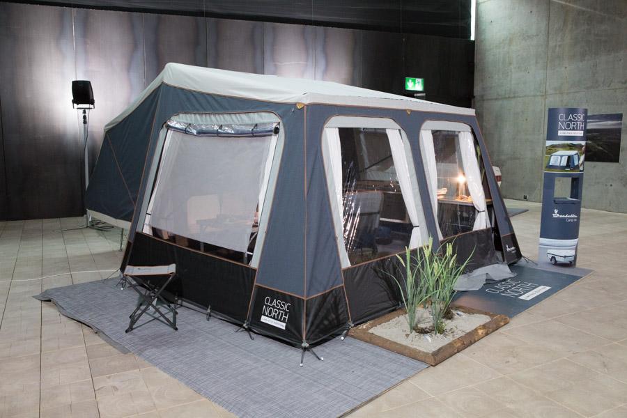Den nye Camp-let Classic North bliver kun lavet i 100 eksemplarer og hver vogn er nummereret