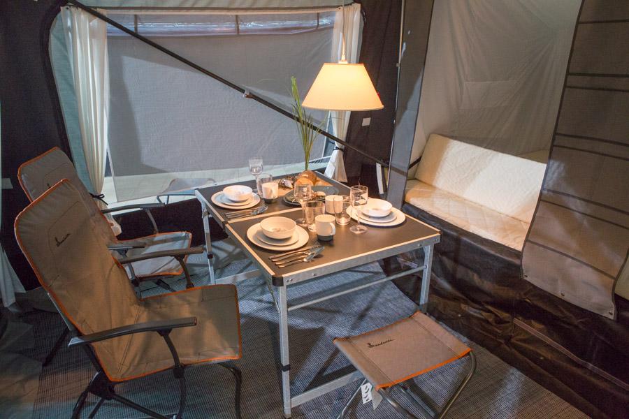 For mange er en Camp-let indbegrebet af et let, problemfrit og komfortabelt campingliv