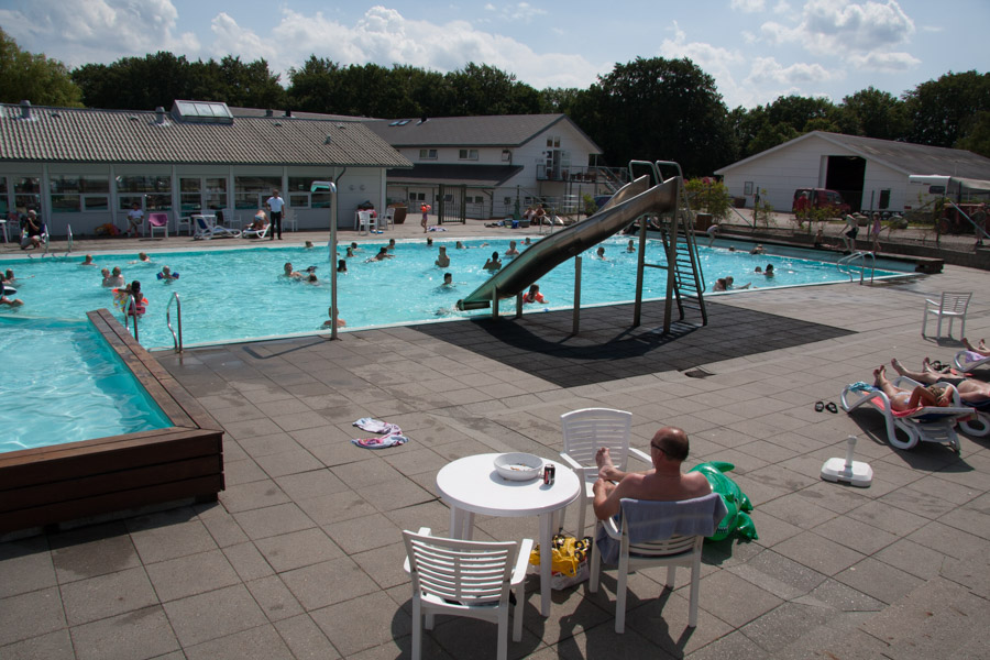 Pool-området