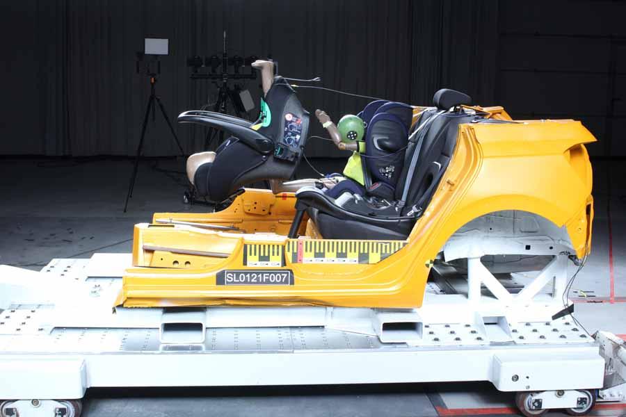 Autostole er kun sikre hvis de er monteret korrekt