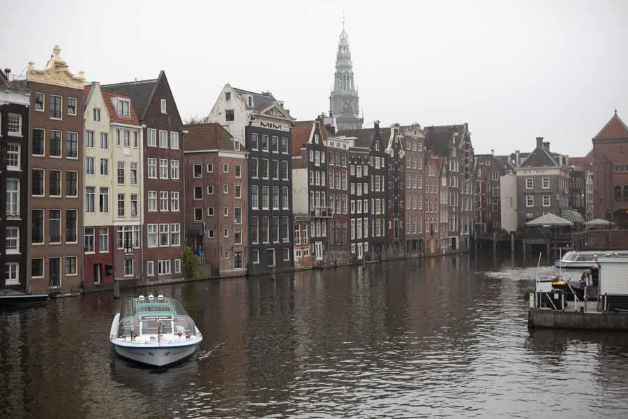 En weekendtur til Amsterdam ville være en dejlig gave på mors dag