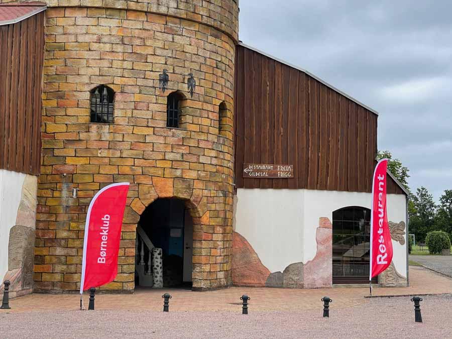 First Camp Hasmark Strand er en tema campingplads med vikinge tema