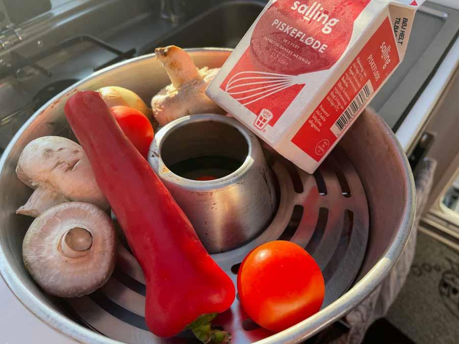Med en Styyl Rist kan du udvide dine muligheder for kreativ madlavning i din Omnia