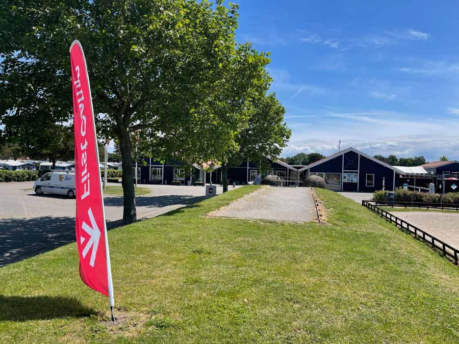 First Camp Bogense City