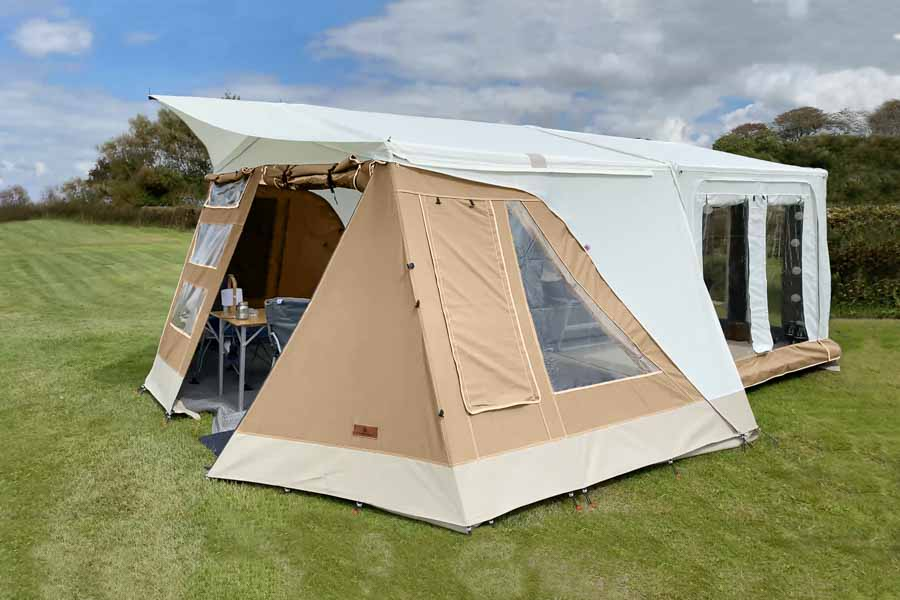 Combi-Camp Eco Hemp