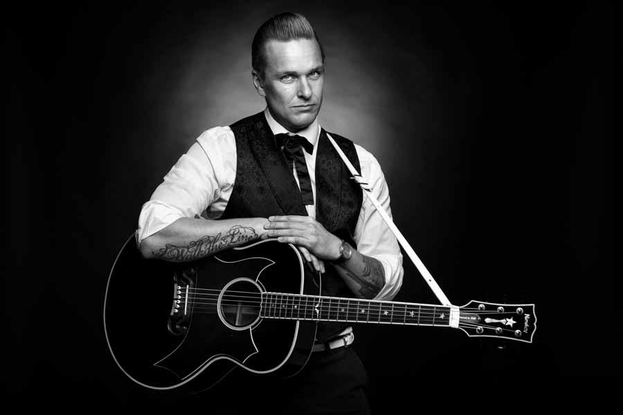 Gå ikke glip af dette fantastiske foredrag om Johnny Cash med Dennis Greis Lydom på Midland East
